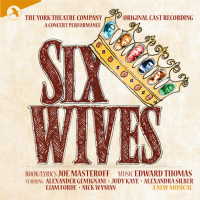 Six Wives Original Cast Recording CD